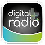 Logo Digital Radio clean
